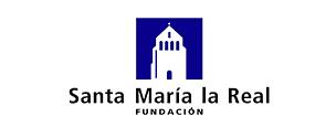 Logo Santa María la Real