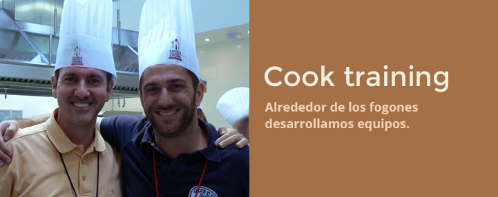 Cook training