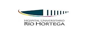 Logo río hortega